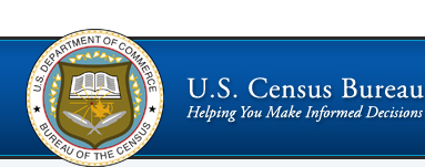 US Census Bureau -- Helping You Make Informed Decisions